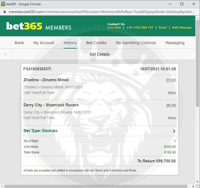 Reliable Source Fixed Matches